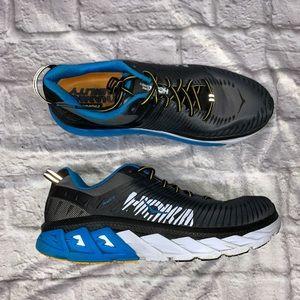 Hoka One One Mens Marahi 2 Black Running Size 10.5